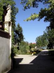 Promenade et itin raires historique des monuments et de place de stanislas nancy - Jardin dominique alexandre godron ...